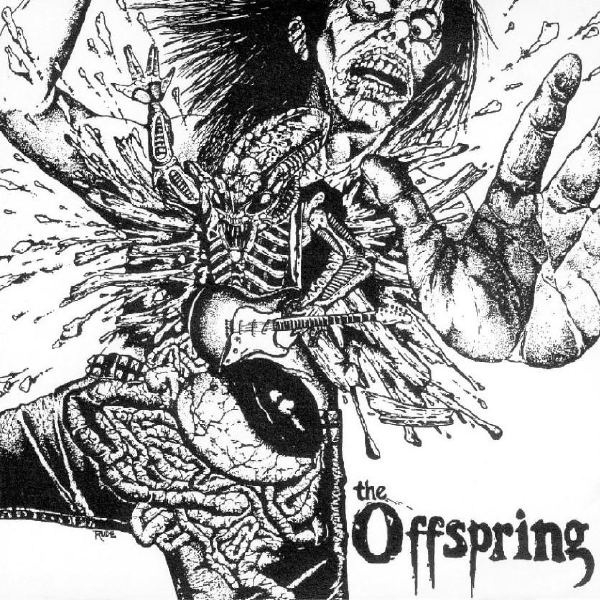 The Offspring The Offspring cover art
