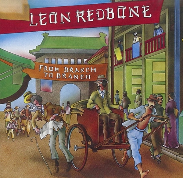 Leon Redbone From Branch to Branch cover art
