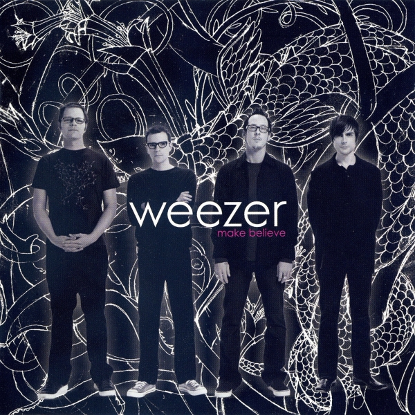 Weezer Make Believe cover art