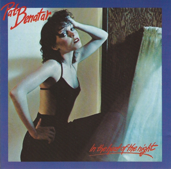 Pat Benatar In the Heat of the Night cover art