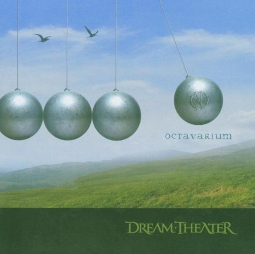 Dream Theater Octavarium cover art