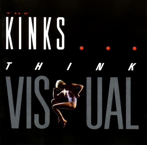 The Kinks Think Visual cover art
