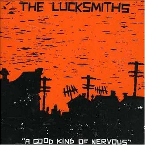 The Lucksmiths A Good Kind of Nervous cover art