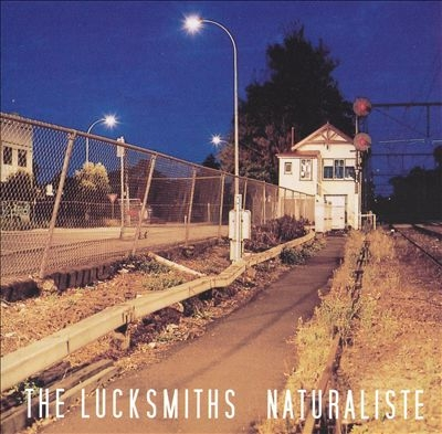 The Lucksmiths Naturaliste cover art
