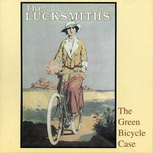The Lucksmiths The Green Bicycle Case cover art
