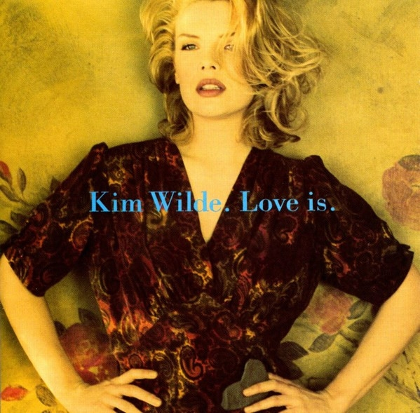 Kim Wilde Love Is cover art