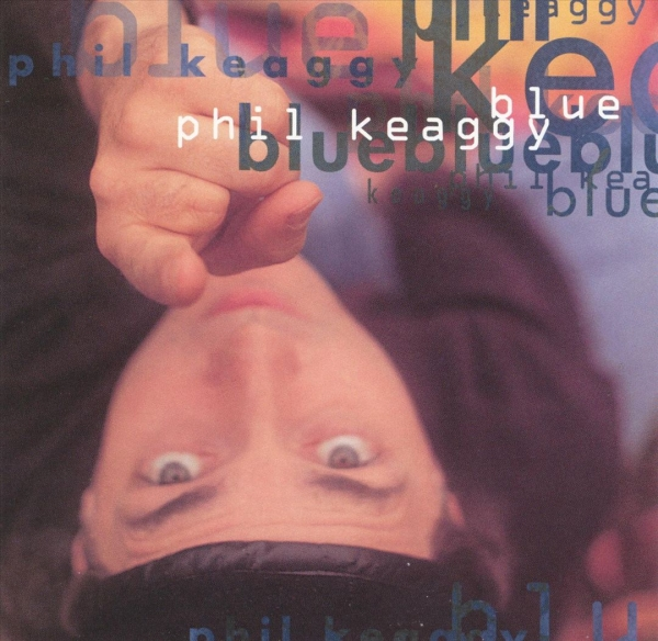 Phil Keaggy Blue cover art