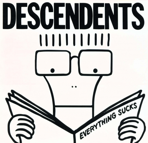 Descendents Everything Sucks cover art