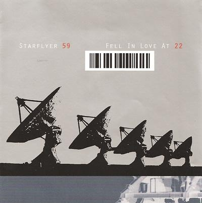 Starflyer 59 Fell in Love at 22 Cover Art