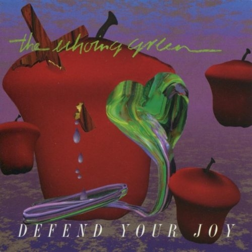The Echoing Green Defend Your Joy Cover Art