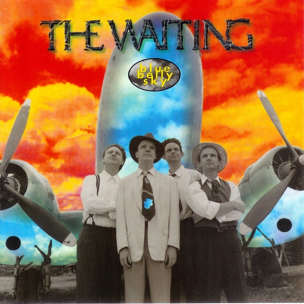 The Waiting Blue Belly Sky cover art