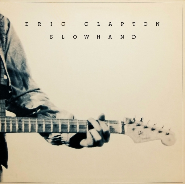 Eric Clapton Slowhand cover art