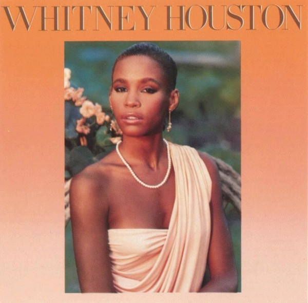 Whitney Houston Whitney Houston cover art