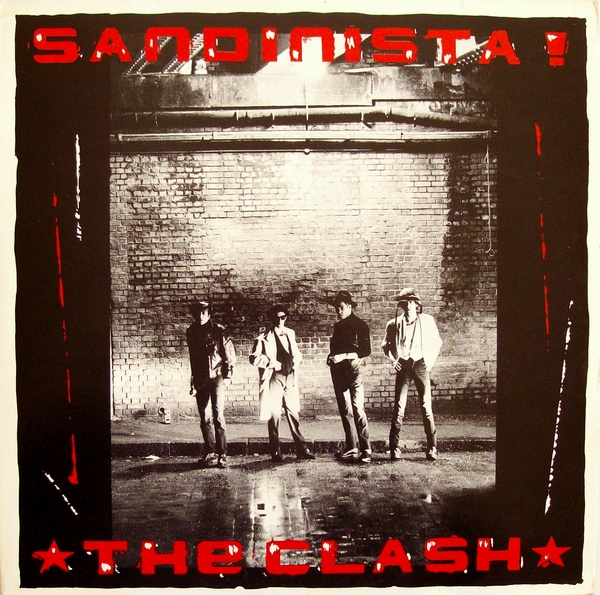 The Clash Sandinista! cover art