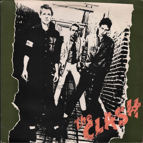 The Clash The Clash cover art