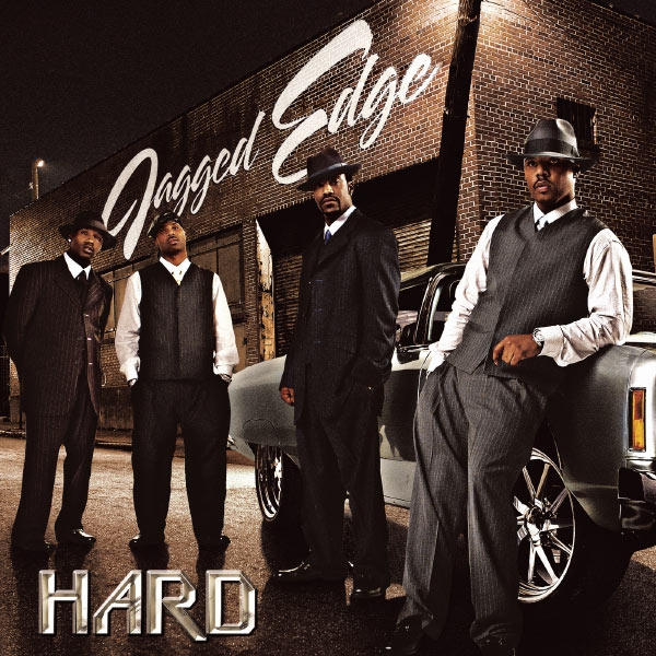 Jagged Edge Hard Cover Art
