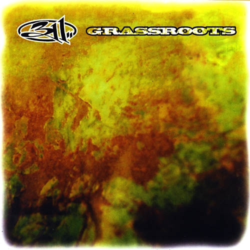 311 Grassroots Cover Art