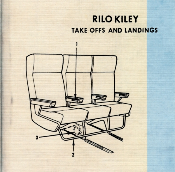 Rilo Kiley Take Offs and Landings cover art
