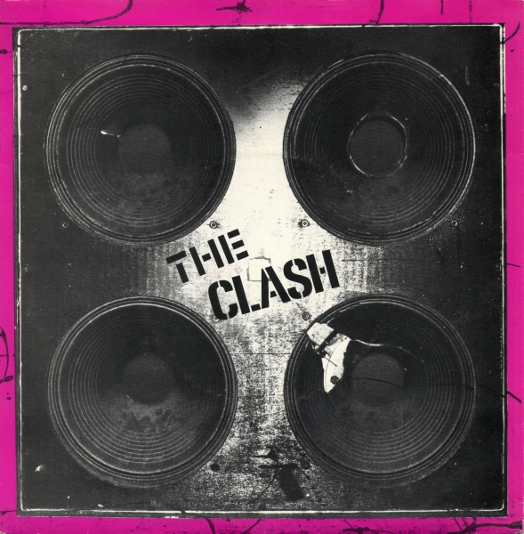 The Clash Complete Control Cover Art