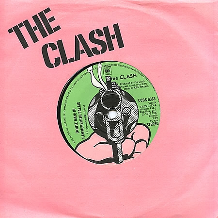 The Clash (White Man) In Hammersmith Palais cover art