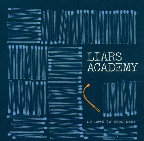 Liars Academy No News Is Good News cover art