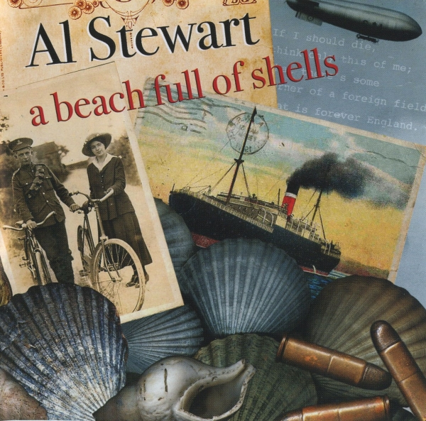 Al Stewart A Beach Full of Shells cover art