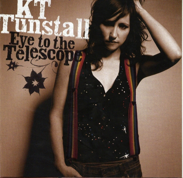 KT Tunstall Eye to the Telescope cover art