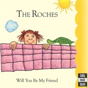 The Roches Will You Be My Friend? Cover Art