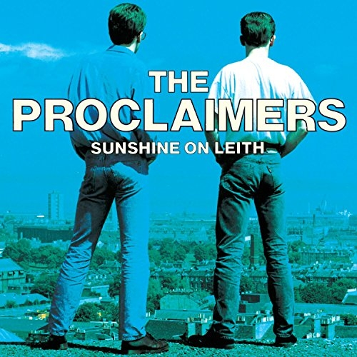 The Proclaimers Sunshine on Leith cover art