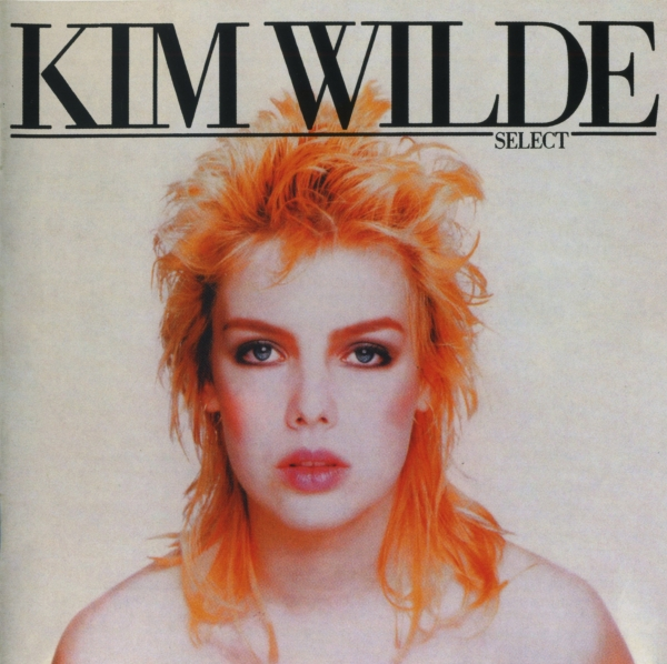 Kim Wilde Select cover art