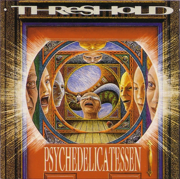 Threshold Psychedelicatessen cover art