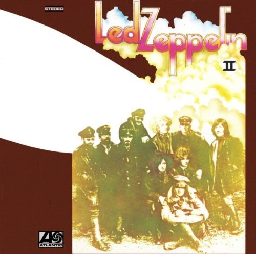 Led Zeppelin Led Zeppelin II cover art