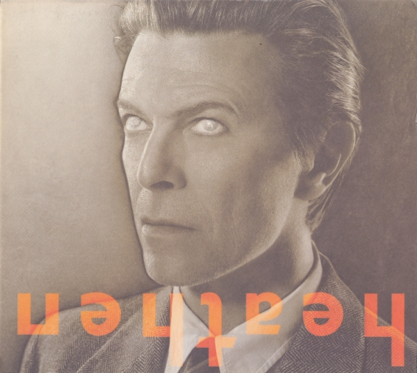 David Bowie Heathen cover art