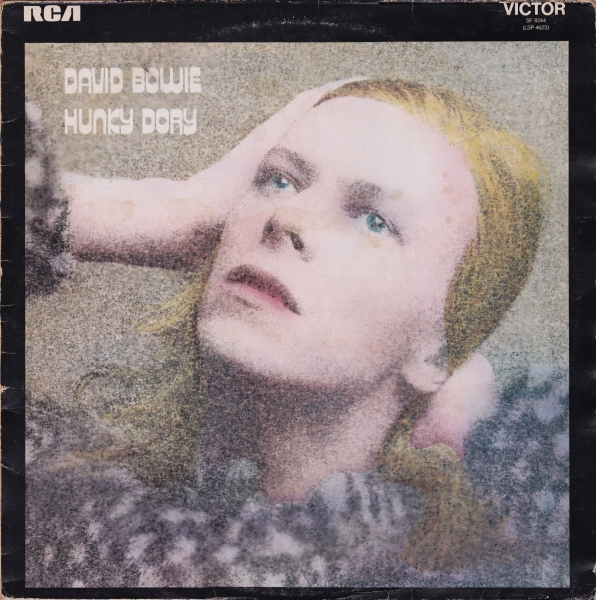 David Bowie Hunky Dory cover art