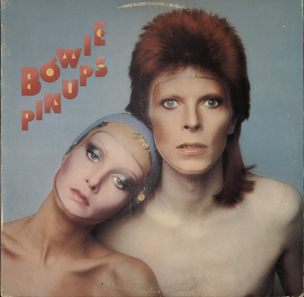 David Bowie Pin Ups cover art
