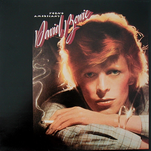 David Bowie Young Americans cover art