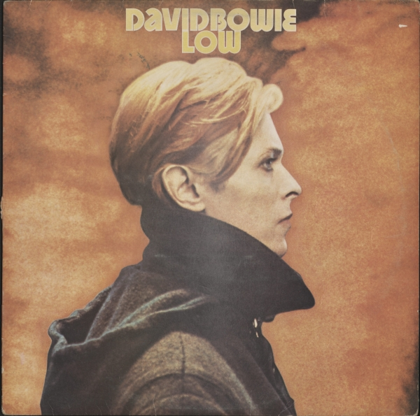 David Bowie Low cover art
