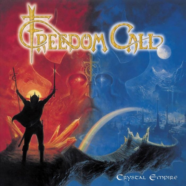 Freedom Call Crystal Empire cover art