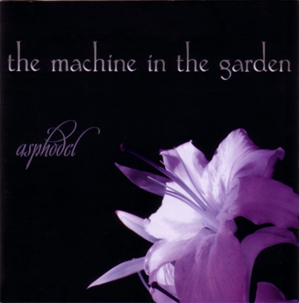 The Machine in the Garden Asphodel cover art