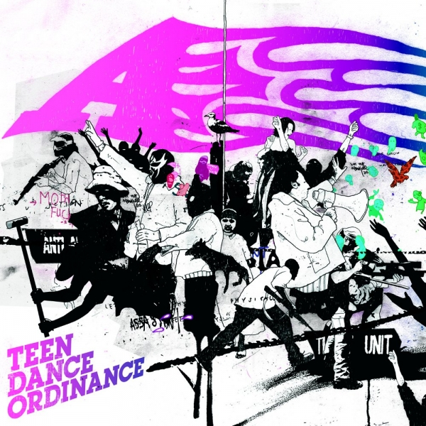 A Teen Dance Ordinance cover art