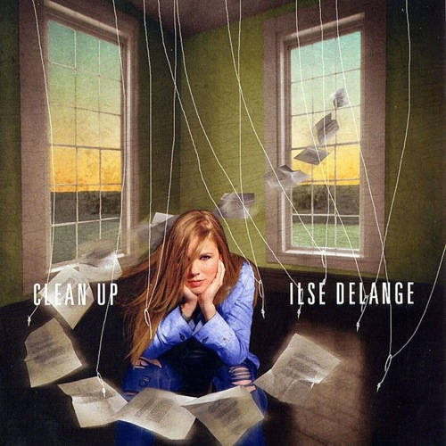 Ilse DeLange Clean Up Cover Art