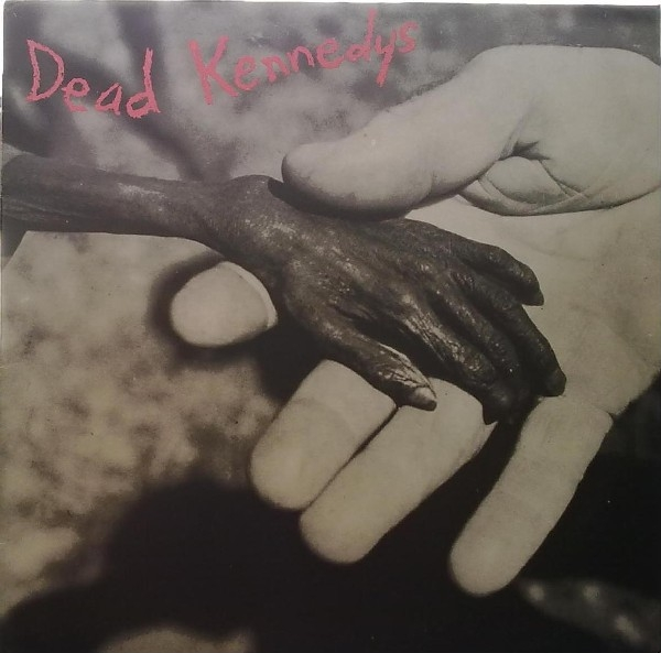 Dead Kennedys Plastic Surgery Disasters cover art
