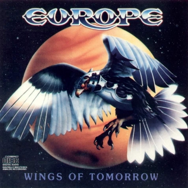 Europe Wings of Tomorrow Cover Art