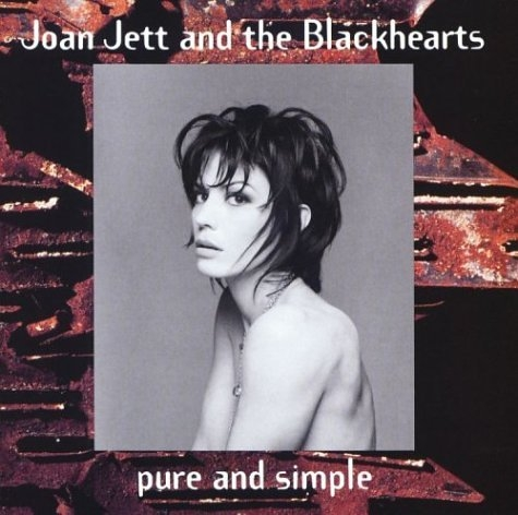 Joan Jett and the Blackhearts Pure and Simple cover art