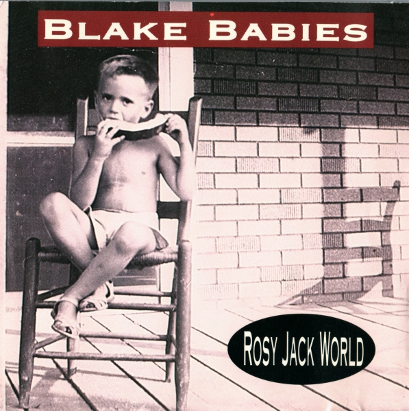 Blake Babies Rosy Jack World cover art