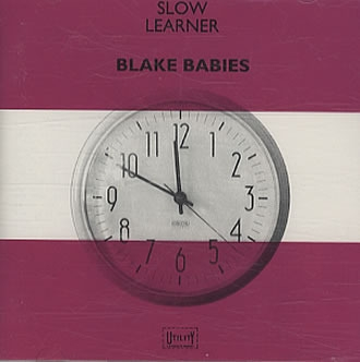 Blake Babies Slow Learner Cover Art