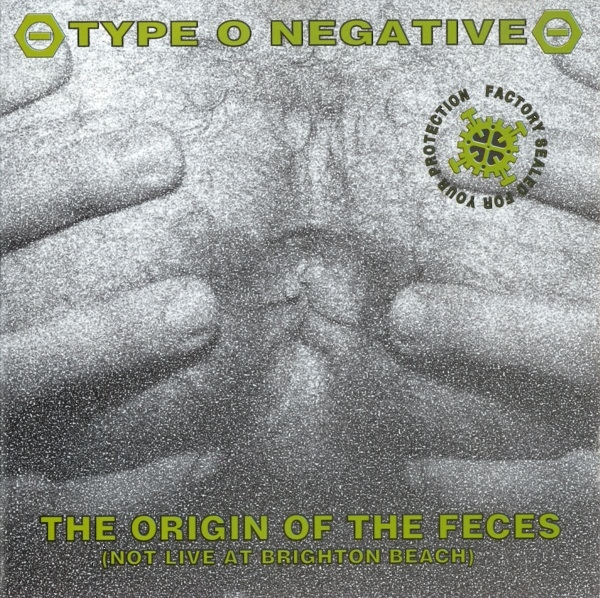 Type O Negative The Origin of the Feces cover art