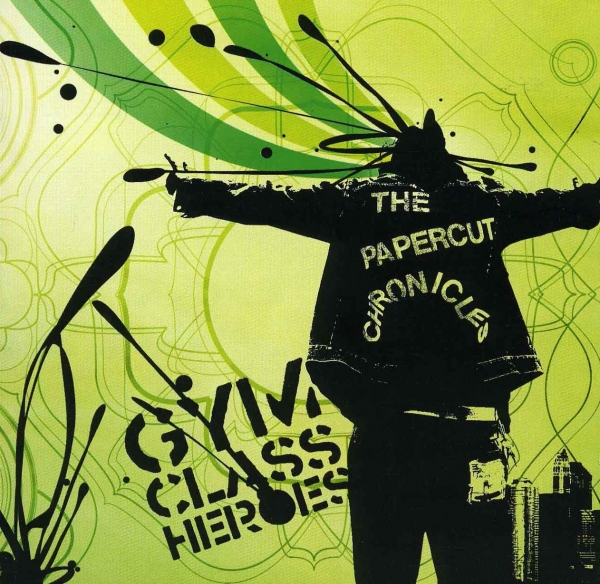 Gym Class Heroes The Papercut Chronicles cover art