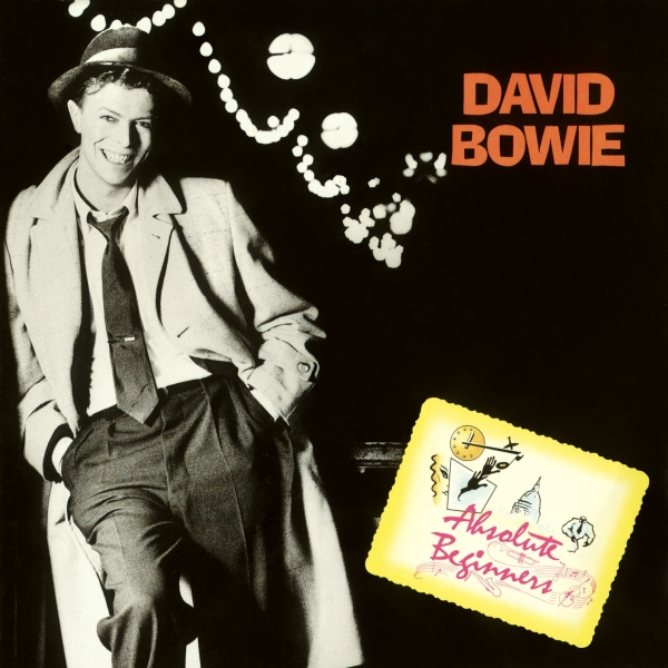 David Bowie Absolute Beginners Cover Art