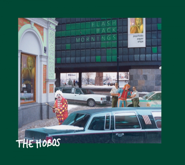The Hobos Flashback Mornings cover art
